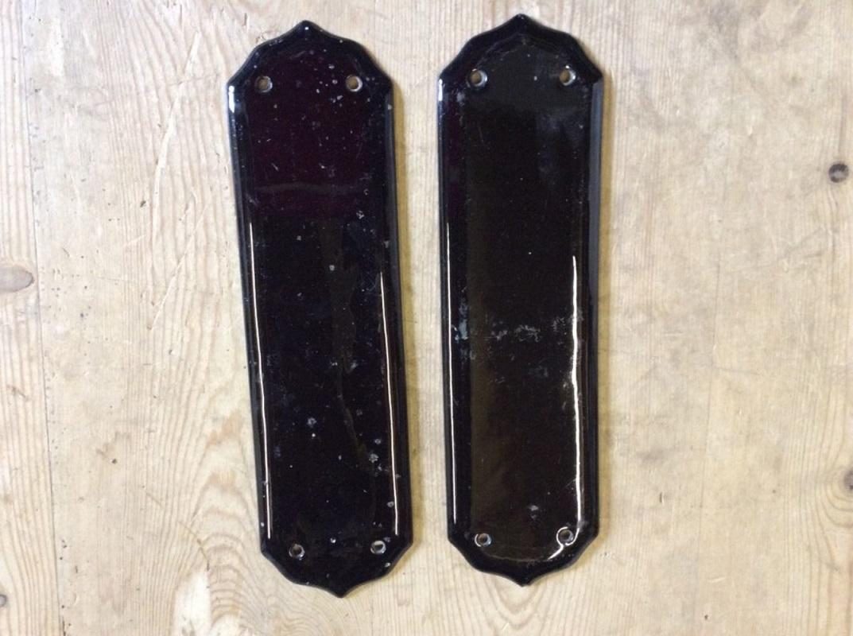Door Finger Plates