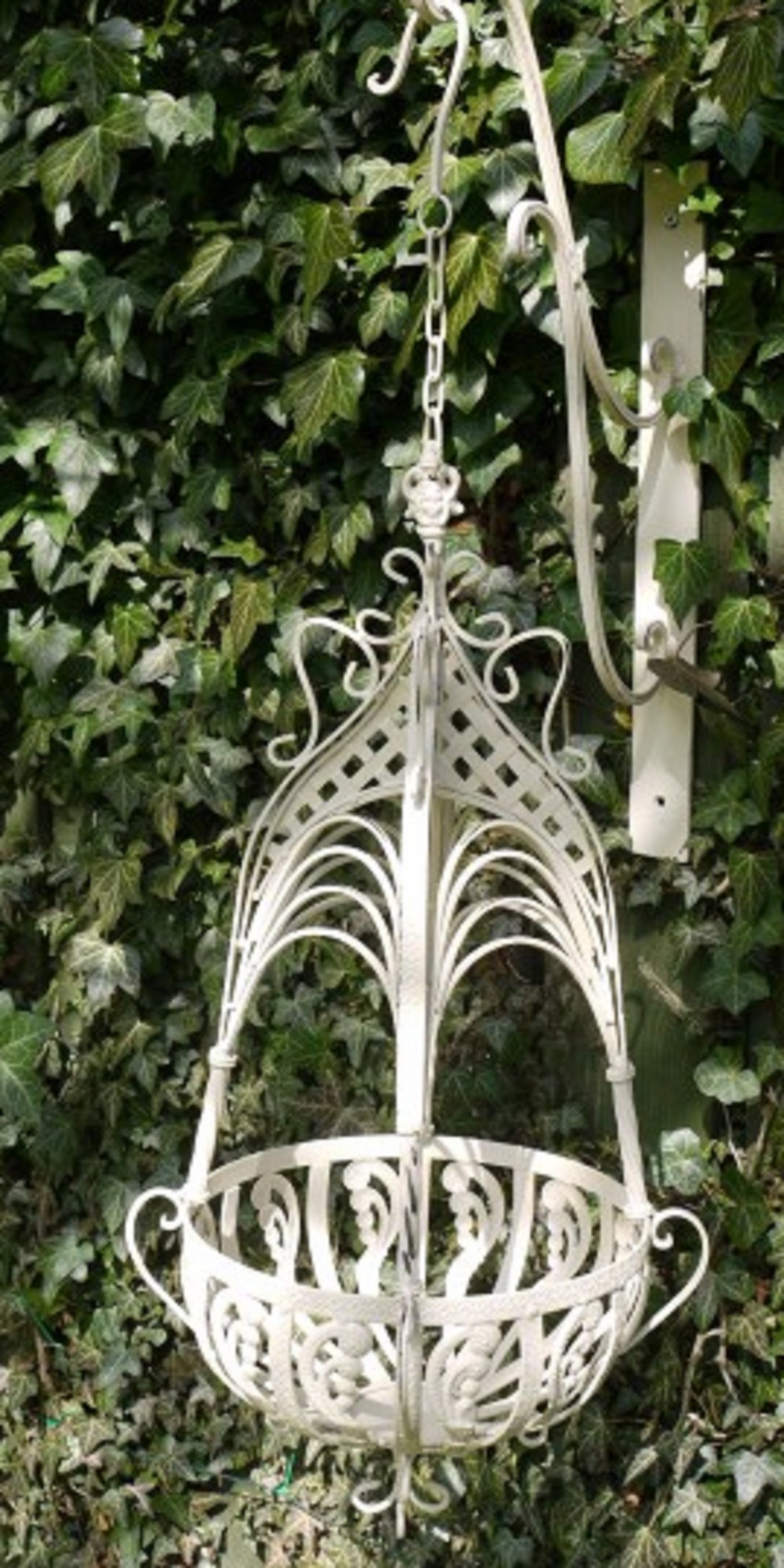 11 Quot Small Cream Hanging Basket Somerset South West Home Living