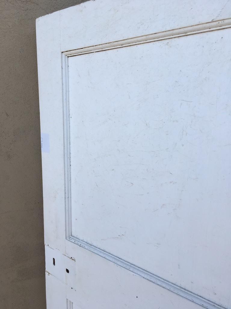 Reclaimed Door 1 Over 3 In Good Painted Condition 1930 S