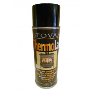 Stovax Thermolac White Paint 400ml Spray Can