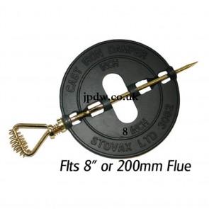 """8"""" 200mm Flue Damper"""