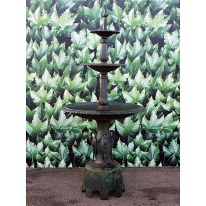 Bird Fountain With 3 Tiers 8ft