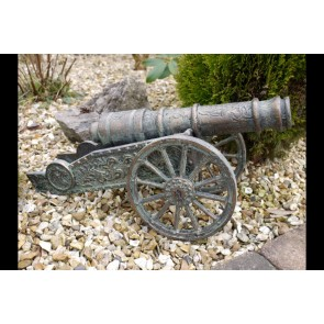 Cannon Cast Iron Old Copper Finish Small 11 3/4ins