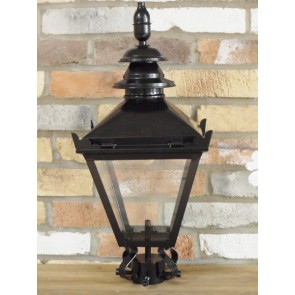 Small Black Lantern Top 60cm High
