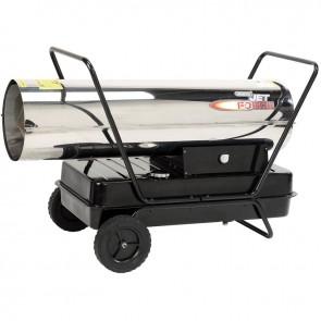 Draper 170,000 BTU (50kW) Stainless Steel Diesel/Kerosene Space Heater 32673
