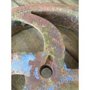 Old Salvaged Victorian Cast Iron 18