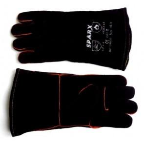Somerfire Black Gloves